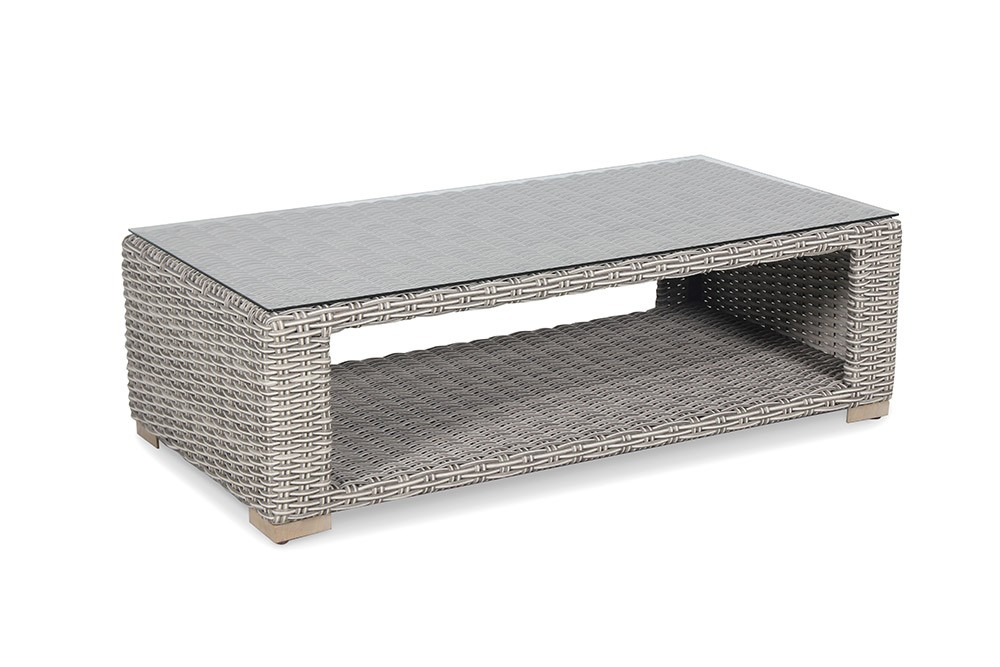 Kettler Palma Luxe Coffee Table - White Wash