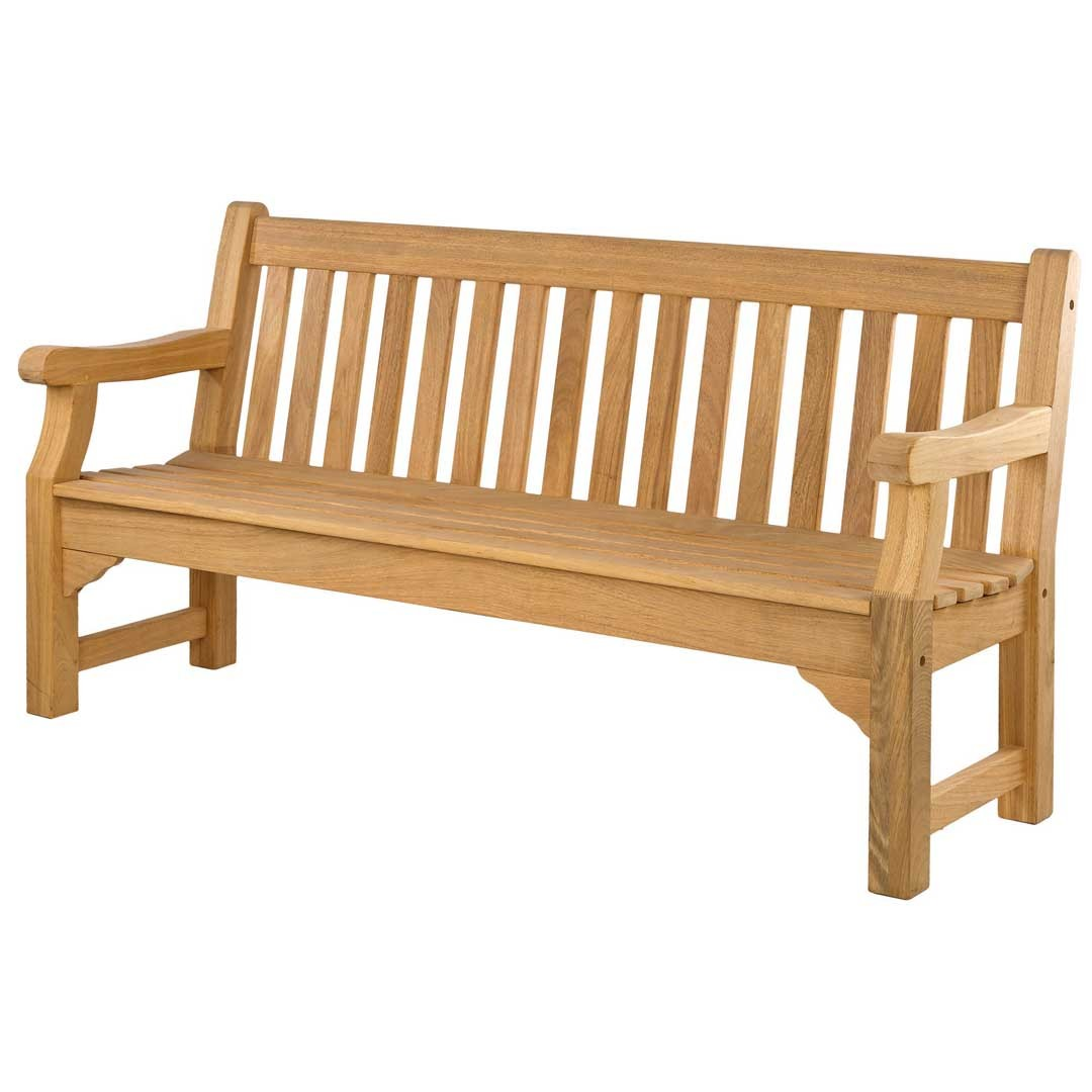 Alexander Rose Roble Park Bench 6Ft