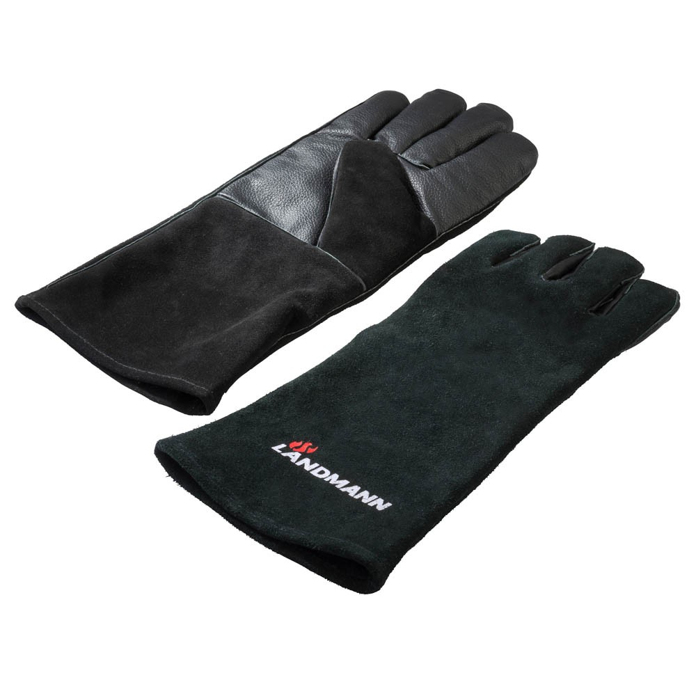 Landmann BBQ Leather Gloves