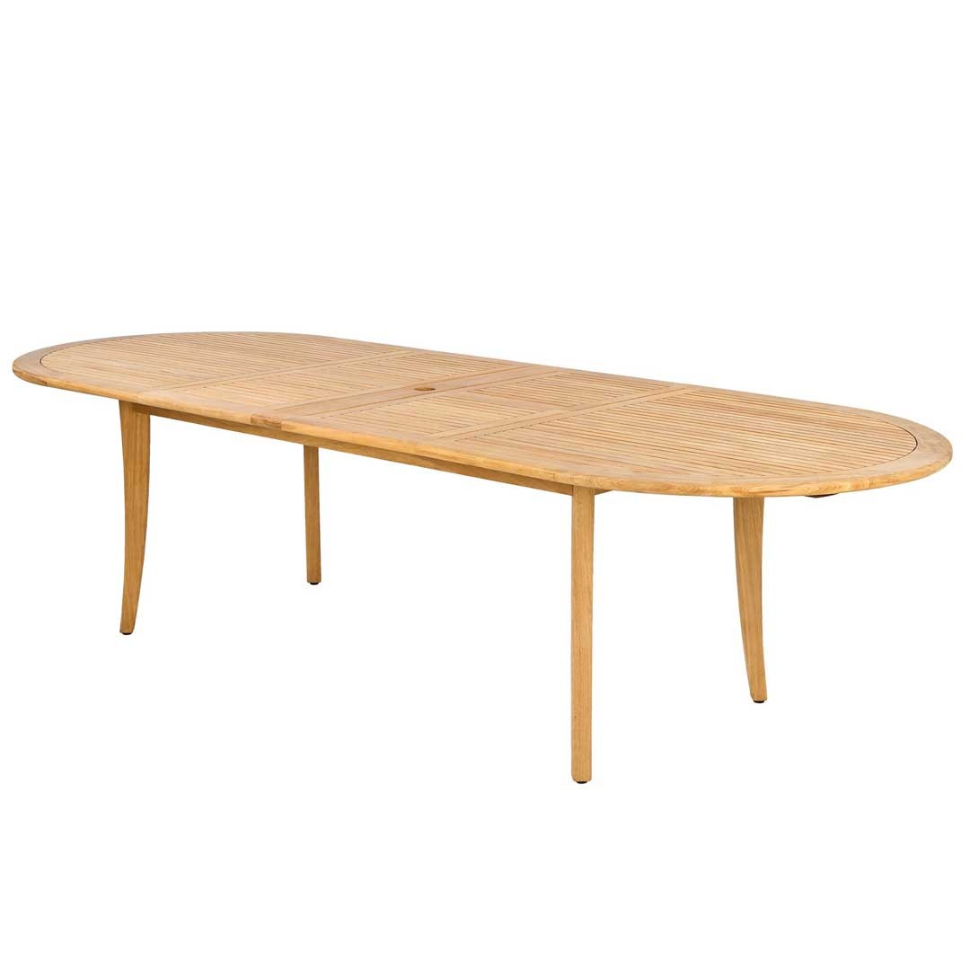 Alexander Rose Roble Double Ext. Table 1.10X2.0/2.9M