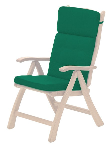 Alexander Rose Polyester Recliner Cushion Green