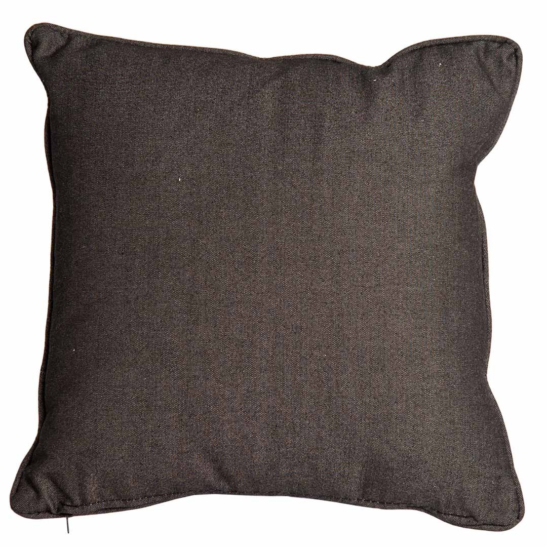Alexander Rose Polyester Scatter Cushion Charcoal
