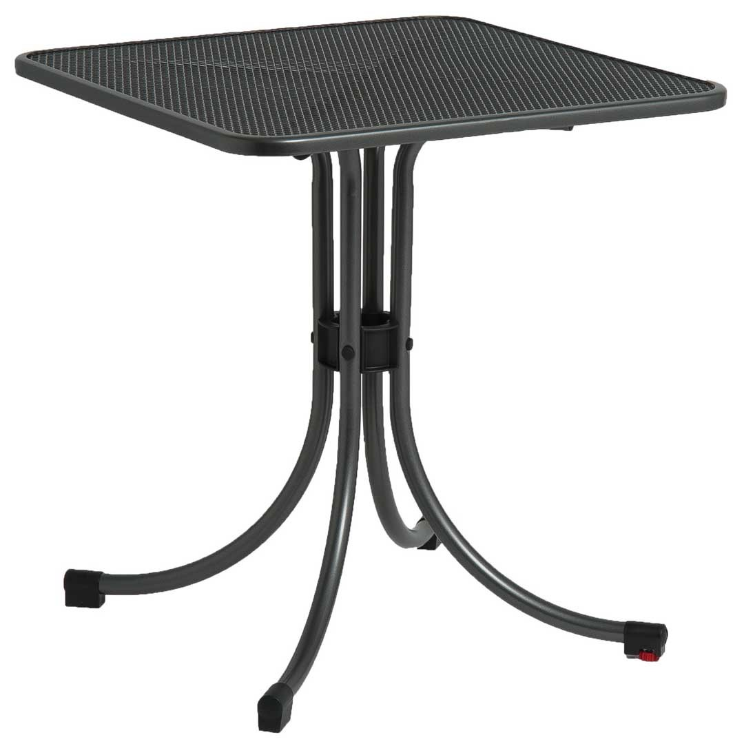 Alexander Rose Portofino Bistro Table 0.7X0.7M