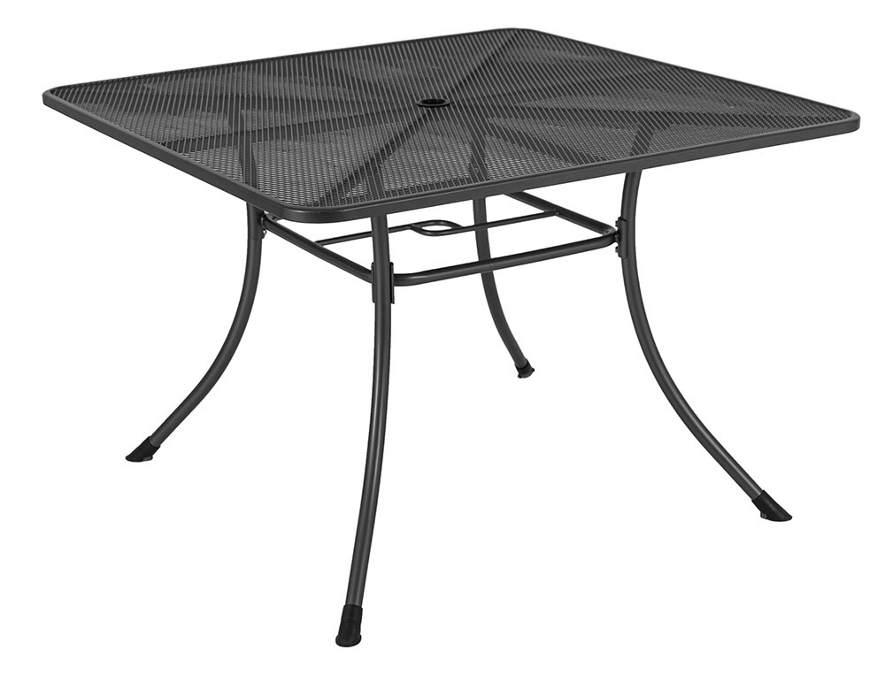 Alexander Rose Portofino Square Table  1.1Mx1.1M