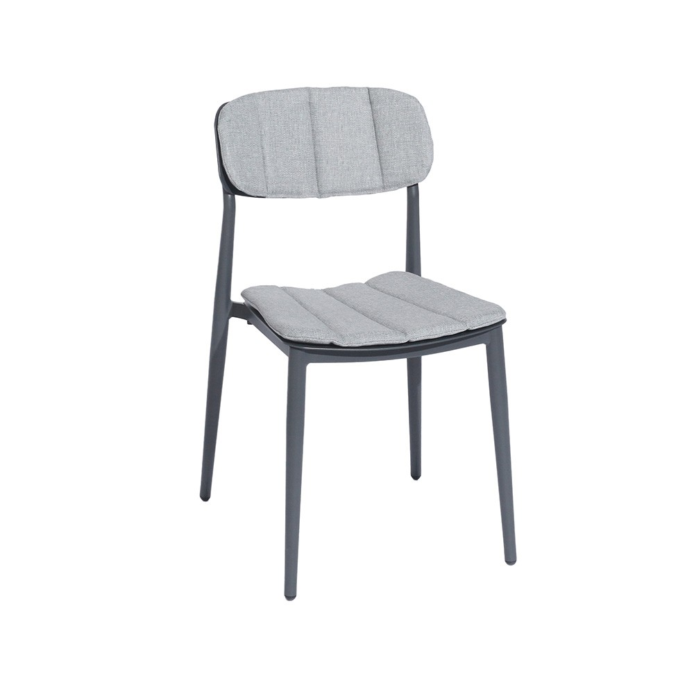 Alexander Rose Rimini Stacking Dining Side Chair