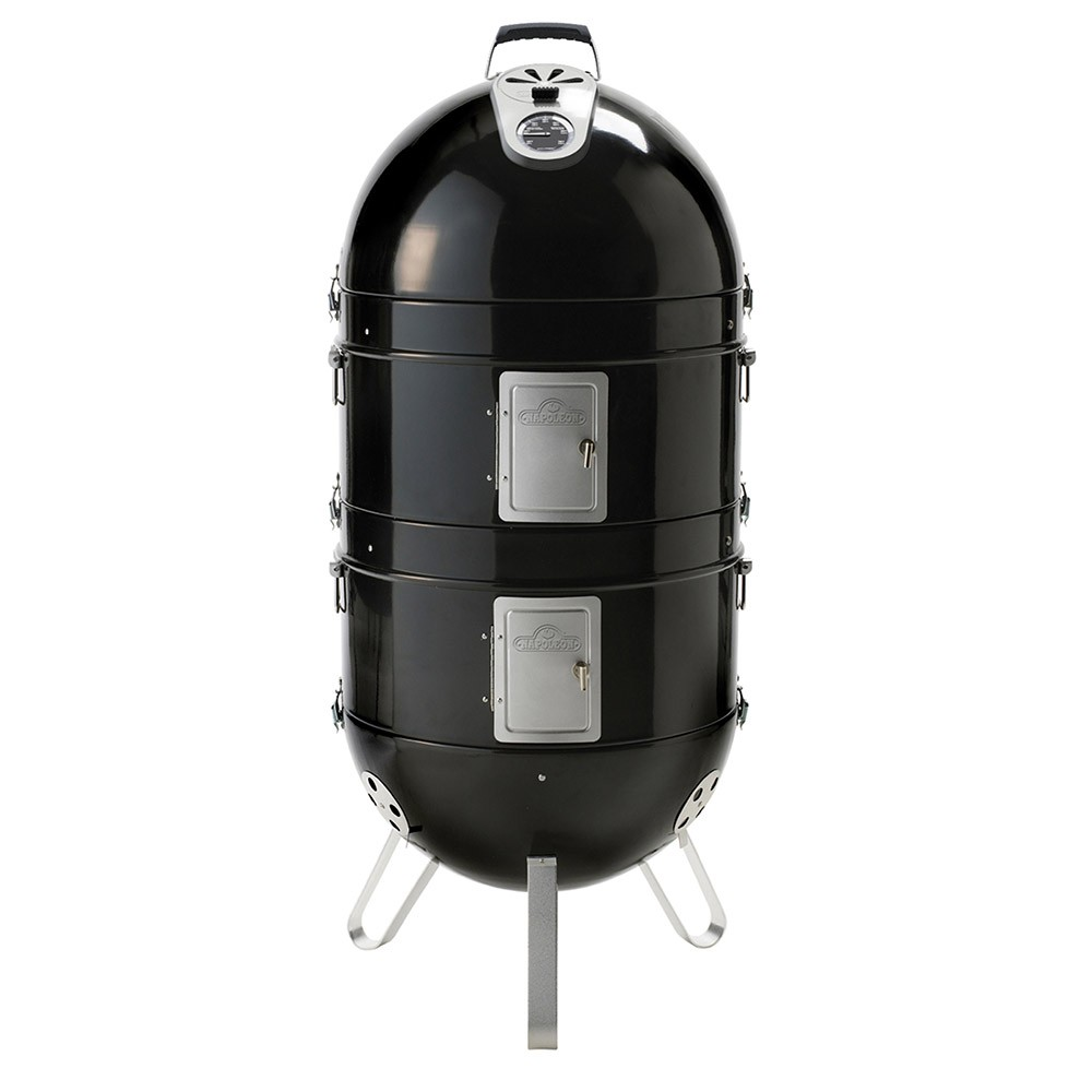 Napoleon Apollo 300 Charcoal Grill and Water Smoker