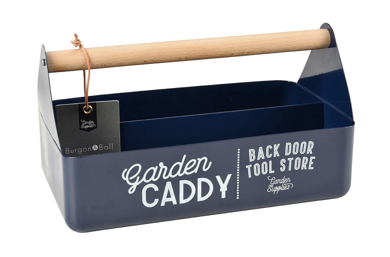 Burgon and Ball Garden Caddy - Atlantic Blue