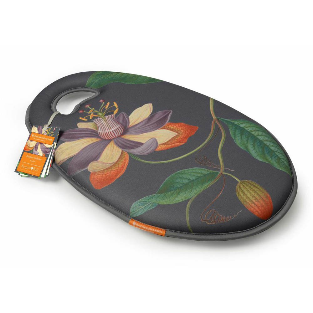 Burgon and Ball Kneelo Garden Kneeler - Passiflora