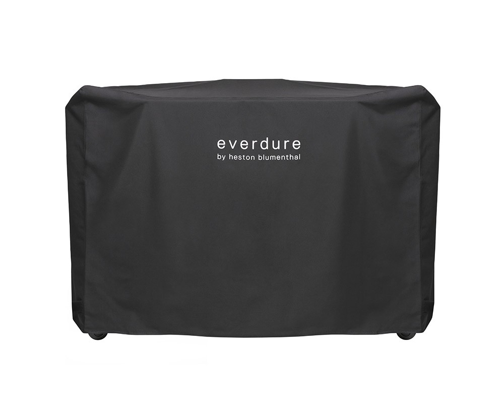 Everdure by Heston Long Cover for Hub BBQ