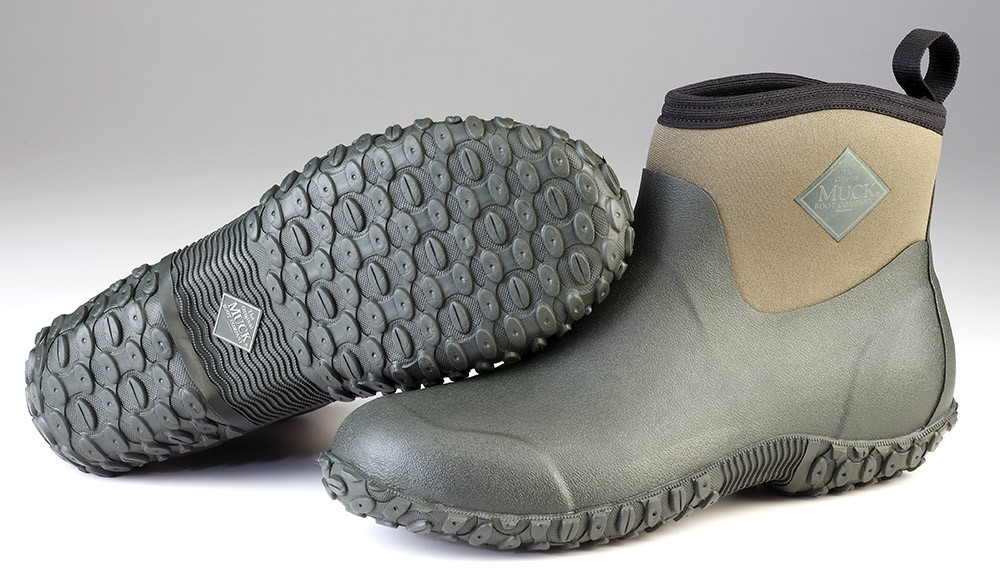 Muck Boot Mens Muckster Ankle Moss Size 8 UK