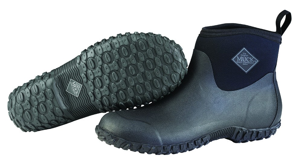 Muck Boot Womens Muckster Ankle Black Size 4 UK