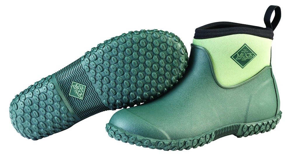Muck Boot Womens Muckster Ankle Green Size 8 UK