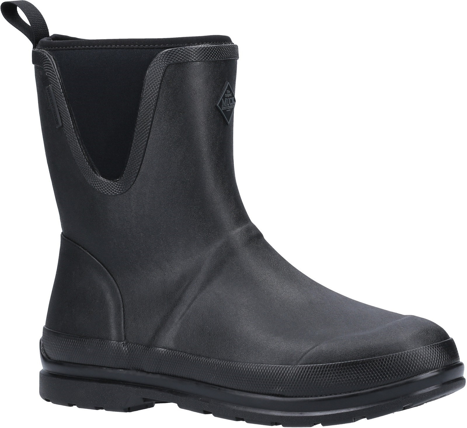 Muck Boot Originals Mid Black Size 8 UK