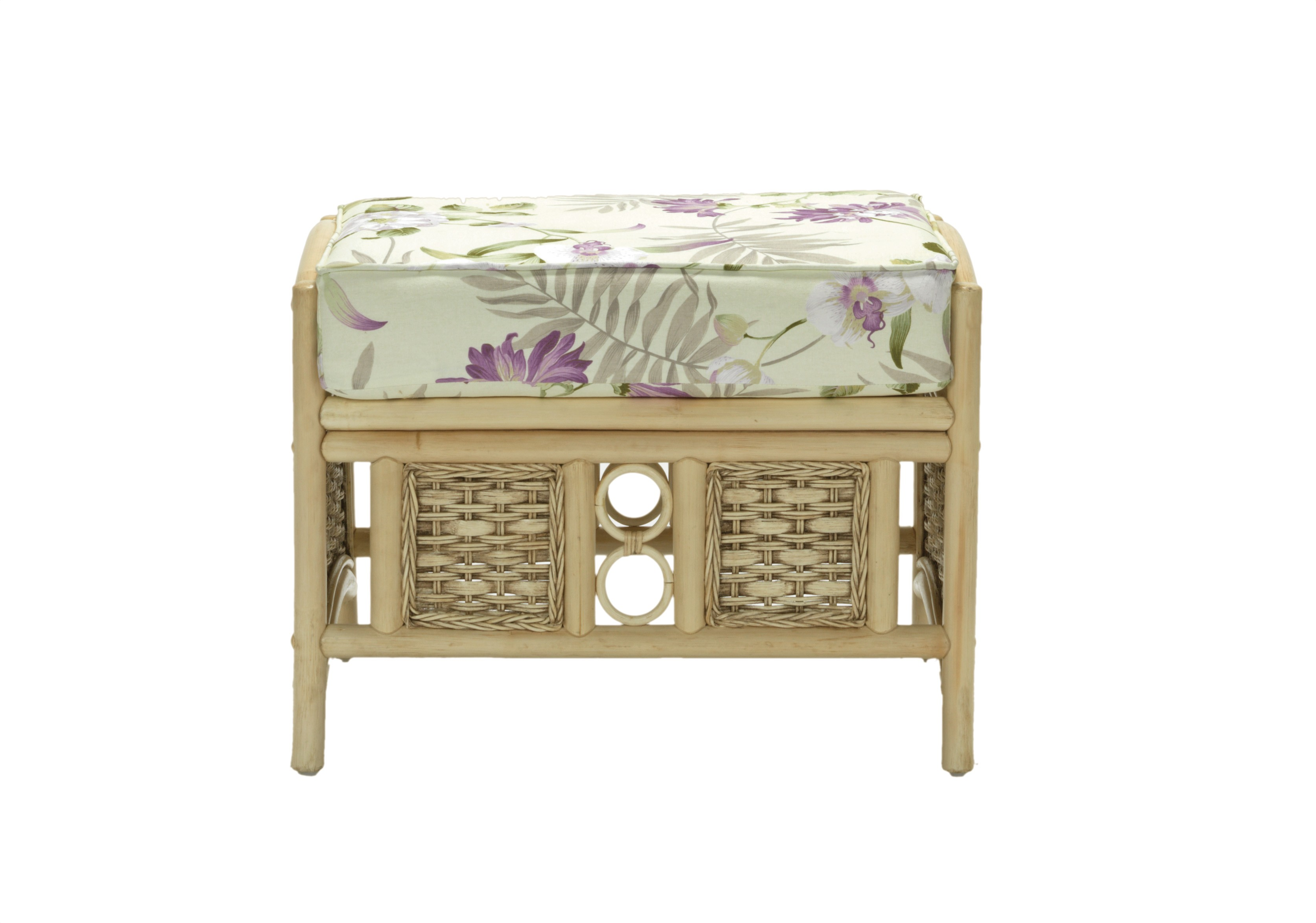 Desser Vale Footstool and Cushion