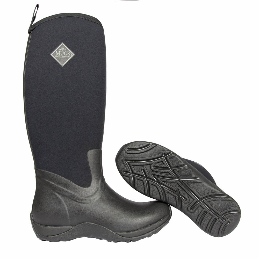 Muck Boot Arctic Adventure Black Size 7 UK