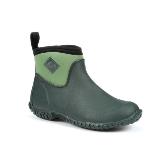 Muck Boot Womens Muckster Ankle Green Size 6 UK