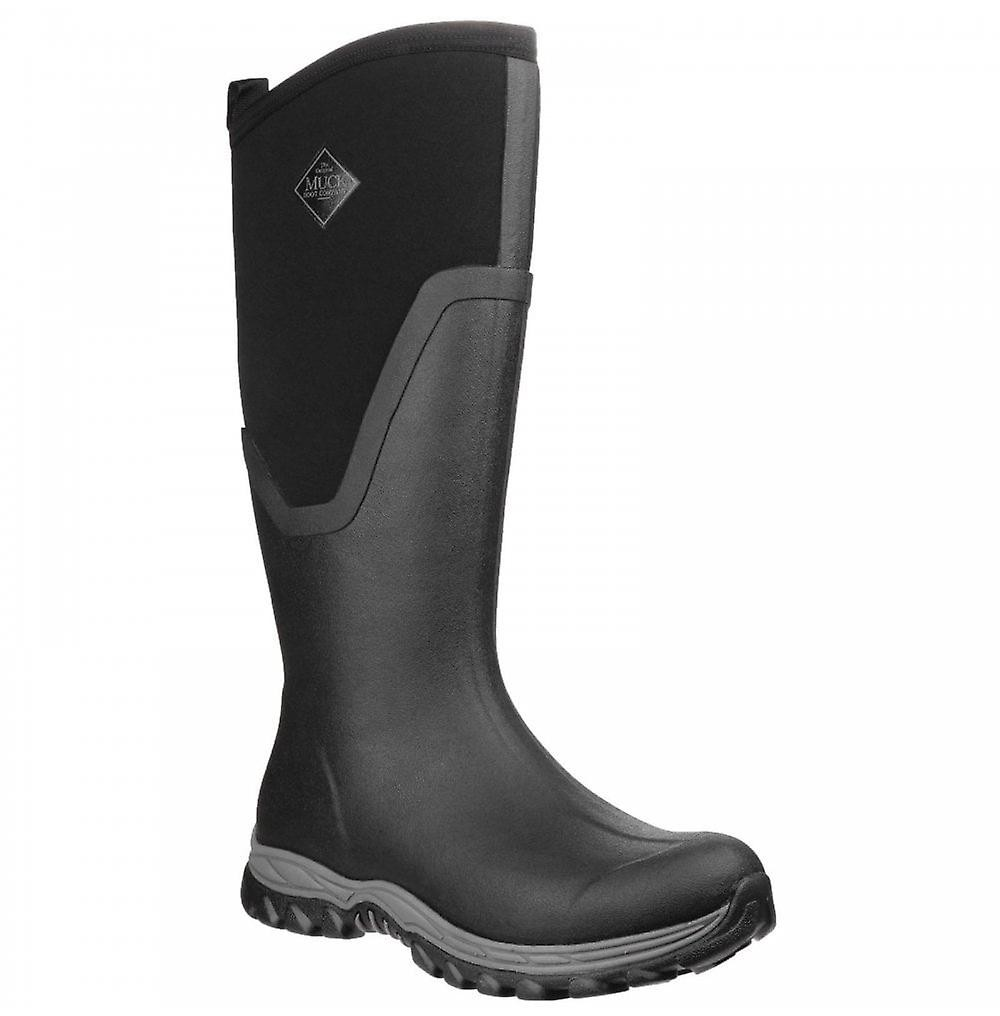 Muck Boot Womens Arctic Sport II Tall Black Size 8 UK