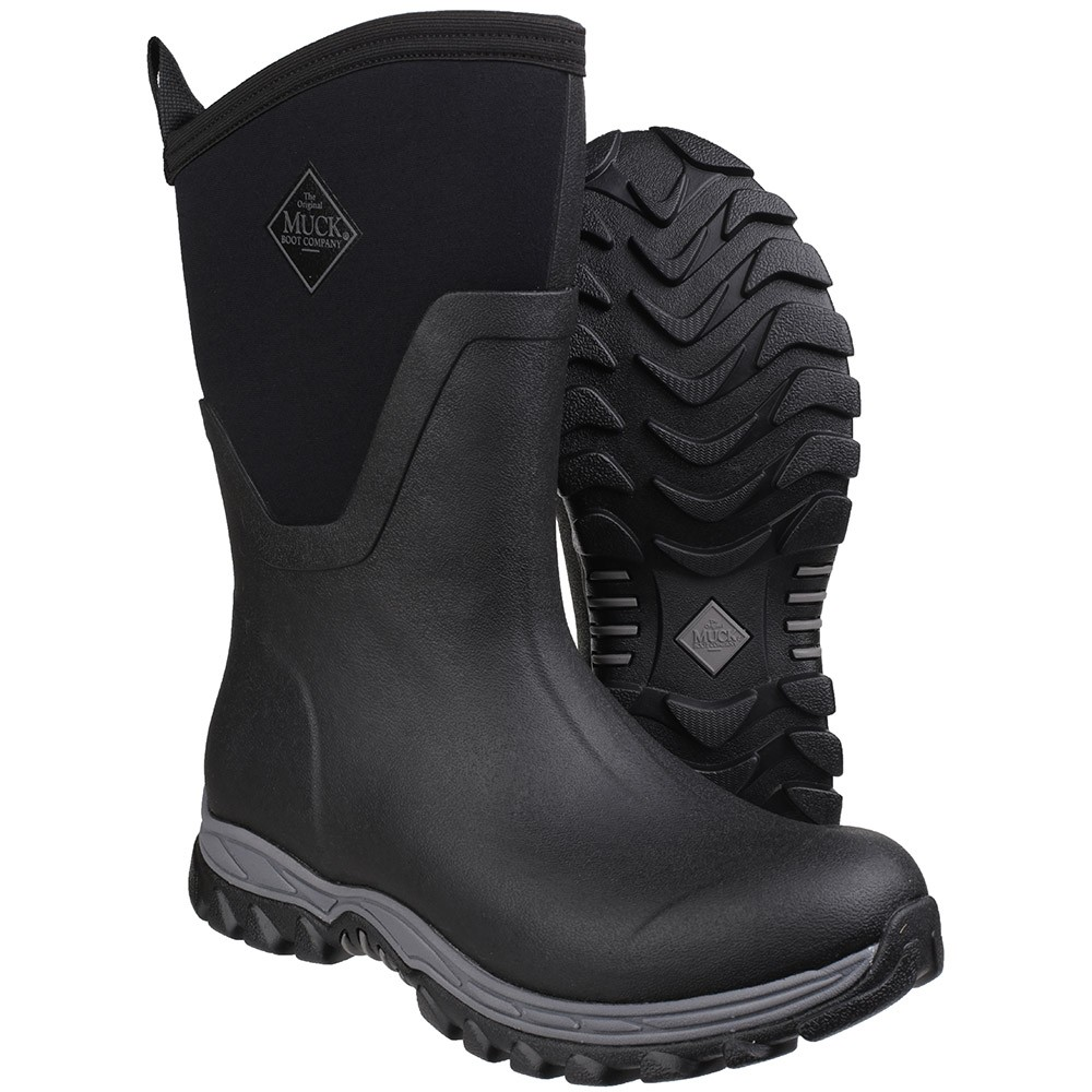 5a181bab1e Muck Boot Arctic Sport MID Black