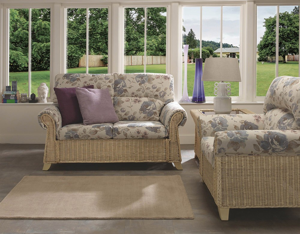 Desser Clifton 3 Piece Suite with 2 Seater Sofa
