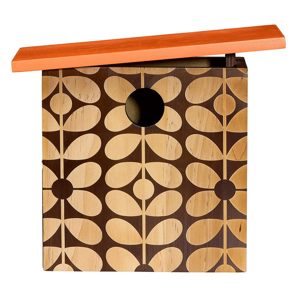 Orla Kiely Bird House - 60s Stem