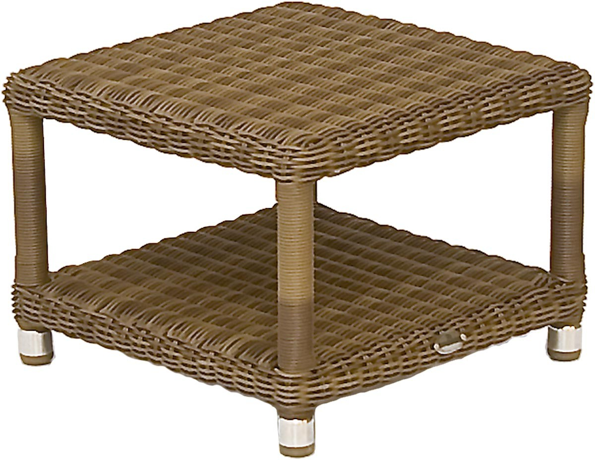 Alexander Rose San Marino Sunbed Table 0.4X0.4M