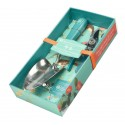 Burgon and Ball Trowel and Secateurs Gift Set - Flora and Fauna