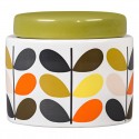 Orla Kiely Small Storage Jar - Multi Stem