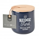 Burgon and Ball Hedge Fund Money Box - Atlantic Blue