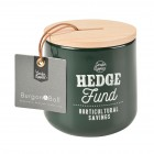 Burgon and Ball Hedge Fund Money Box - Frog