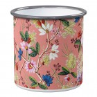 Kilburn Coral Small Enamel Pot