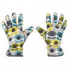 Orla Kiely Multi Flower Print Potting Gloves