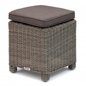Kettler Palma Stool with Cushion - Rattan