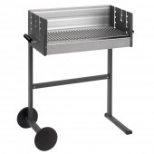 Dancook 7400 Large Charcoal Box BBQ