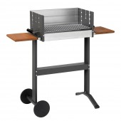 Dancook 5200  Medium Box BBQ with Wheels and Side Tables