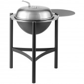 Dancook 1900 Large Kettle BBQ with Side Table