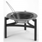 Dancook 9000 Firepit and BBQ