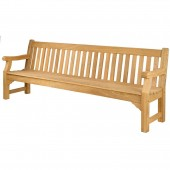 Alexander Rose Roble Park Bench 8Ft