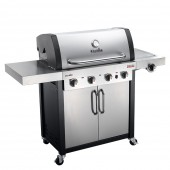 Char-Broil Professional 4400S Stainless Steel TRU-Infrared 4 Burner Gas BBQ