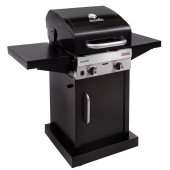 Char-Broil Performance 220 Black TRU-Infrared 2 Burner Gas BBQ