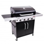 Char-Broil Performance 440 Black 4 Burner Gas BBQ