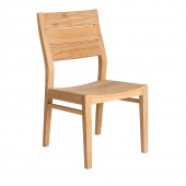 Alexander Rose Roble High Back Stacking Side Chair