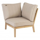 Alexander Rose Roble Lounge Corner, Oatmeal