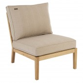 Alexander Rose Roble Lounge Single Mid, Oatmeal