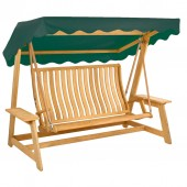 Alexander Rose Roble Swing Seat Green