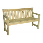 Alexander Rose Pine Marlow 5ft Bench