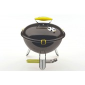 Landmann Piccolino Portable Charcoal BBQ - Anthracite