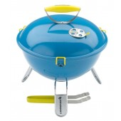 Landmann Piccolino Portable Charcoal BBQ - Azure Blue