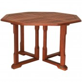 Alexander Rose Cornis Gateleg Table  1.2X1.2M