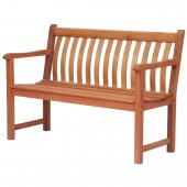 Alexander Rose Cornis Broadfield Bench 4Ft