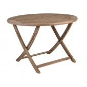 Alexander Rose Sherwood Folding Table 1.1m